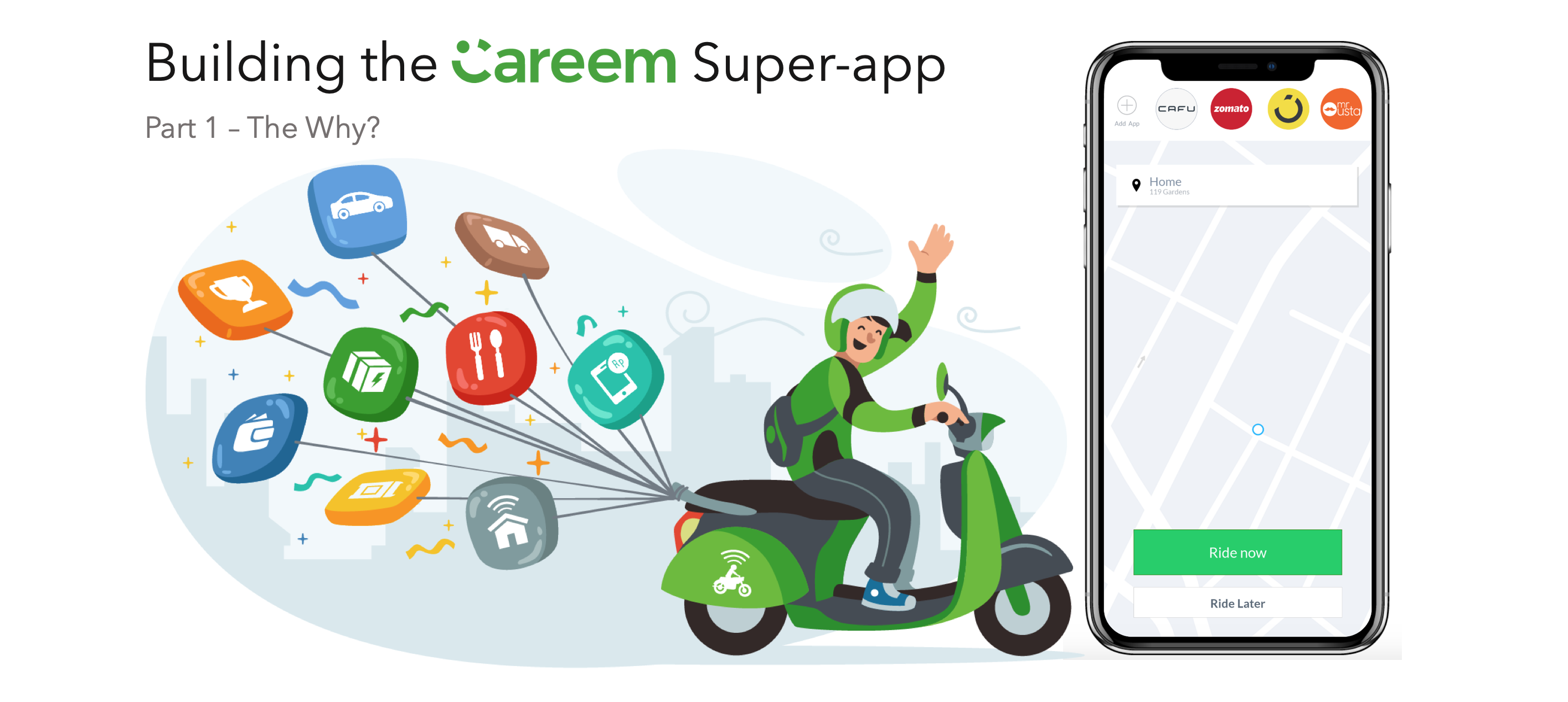 Building a Careem Super-app — Part 1 12